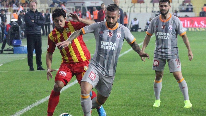 Yeni Malatyaspor Galatasaray