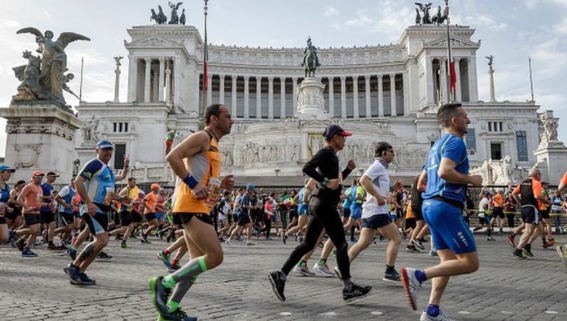 Roma'da 7 bin kişi farklı inançların ibadet mekanlarının önünde koşacak