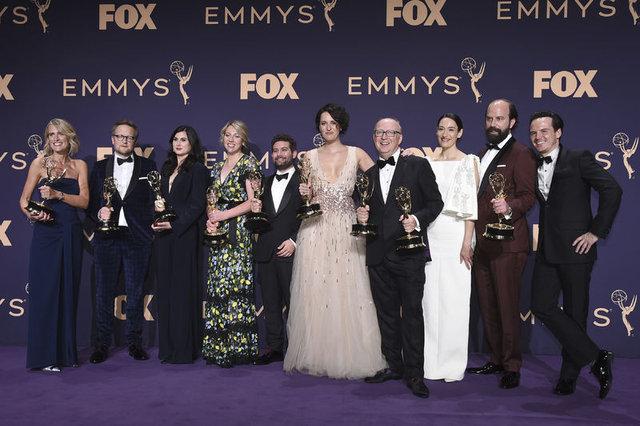 Emmy Ödülleri, 71. kez sahiplerini buldu! 71. Emmy Ödülleri'nde Game of Thrones damgası!