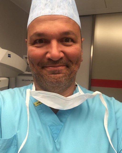 Ali Sunal: Bu ayakların sayesinde yeniden doğdum