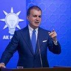 AK PARTİLİ ÇELİK'TEN CHP-IMF GÖRÜŞMESİNE TEPKİ