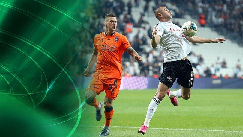 Beşiktaş Başakşehir maçı