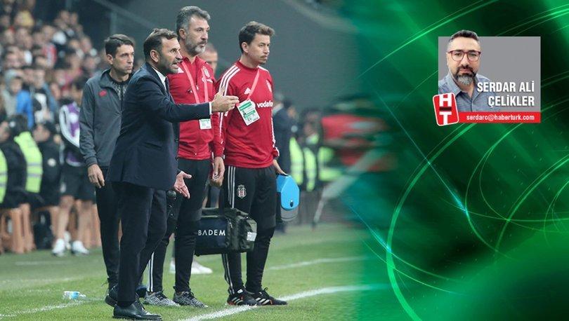 Serdar Ali Çelikler'den Beşiktaş - Başakşehir maçı yorumu