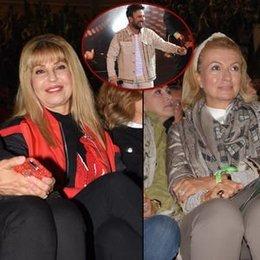 Sosyete Tarkan konserinde buluştu...