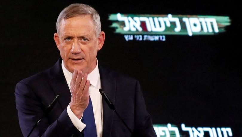 İsrailli Arap milletvekillerinden Netanyahu'nun rakibi Gantz'a destek