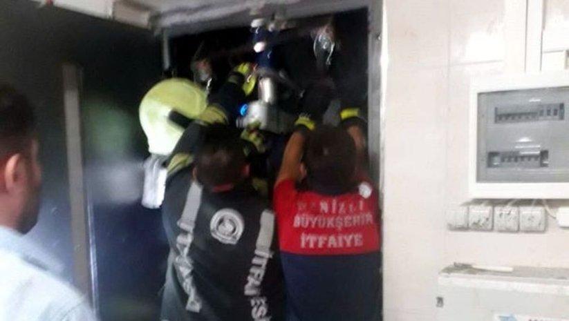 15 yaşındaki çocuğun asansörde feci ölümü