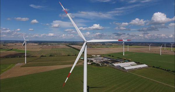 Alman şirket Türkiye'den 110 MW proje aldı