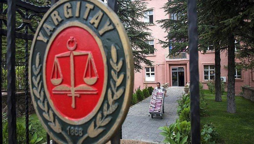 Son dakika... Yargıtay: FETÖ/PYD'ye yönelik adli işlemler hukuk çerçevesinde yapılmaktadır