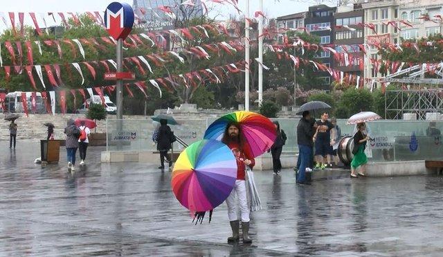 HAVA DURUMU son dakika 25 Eylül 2019: Bugün Ankara, İstanbul İzmir, Denzli hava durumu nasıl? Antalya'ya uyarı