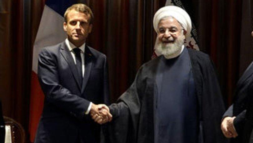 Macron'dan ABD-İran ilişkileri açıklaması