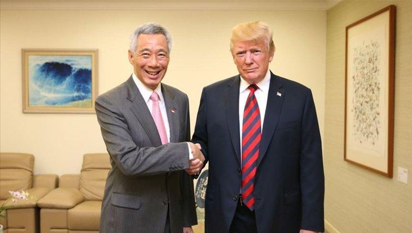 ABD Singapur'un askeri üslerini 15 yıl daha kullanabilecek