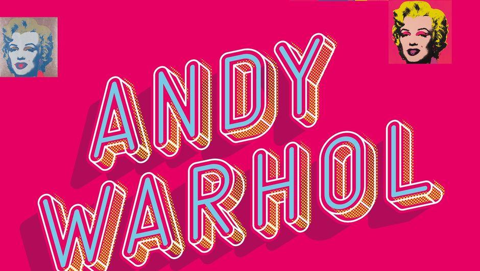 Pop Art'ın dahisi Andy Warhol sergisi