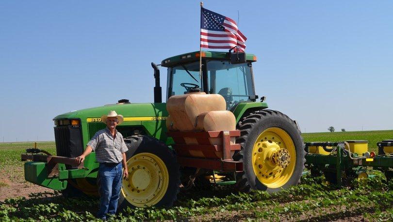 Çin ABD'den tarım ürünü alacak
