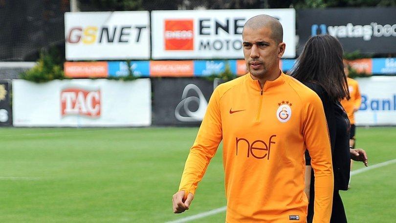 Sofiane Feghouli son maçta neden oynamadı? Açıkladı!
