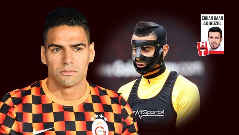 Falcao ve Belhanda'da son durum ne? Fenerbahçe derbisinde oynayabilecekler mi?