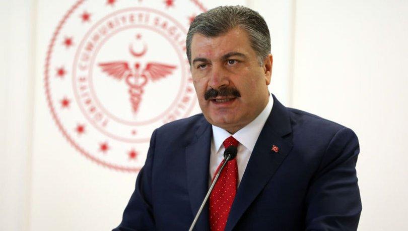 son dakika! Sağlık Bakanı Koca: 6 milyon 350 bin lira idari ceza uygulandı - Haberler