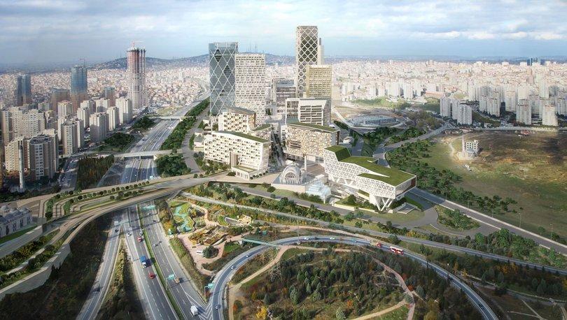 SON DAKİKA! Varlık Fonu, İstanbul Finans Merkezi'ne ortak oluyor