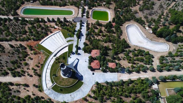 Son dakika: Süleyman Demirel'in anıt mezarı ziyarete açıldı - Haberler