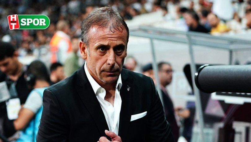 Abdullah Avcı yol haritasını belirledi! Son dakika Beşiktaş haberleri