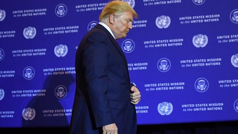 Trump'ın 'azil süreci': Trump'ın 'azil sürecini' başlatan şikâyet dilekçesinde neler var?
