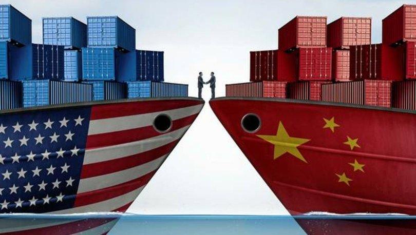 Ticaret görüşmesi öncesi zeyrtin dalı uzatan Çin daha fazla ABD ürünü almaya hazır- haberler