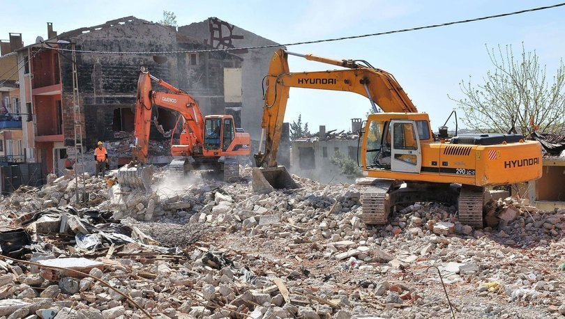Deprem odaklı kentsel dönüşüm
