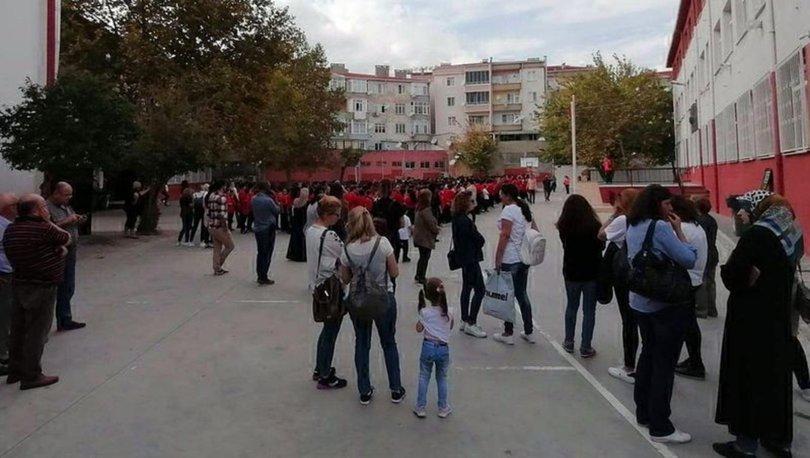 Son dakika tatil açıklaması: İstanbul'da 9 ilçede 14 okullar tatil edildi