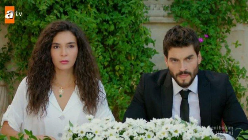 Hercai 14. son bölüm! Reyyan ile Miran evlendi! Hercai 15. yeni bölüm fragmanı yayınlandı mı?