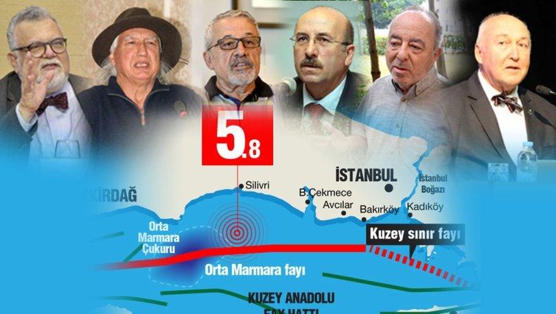 Son dakika... Deprem uzmanları İstanbul depremiyle ilgili ne diyor? - Haberler