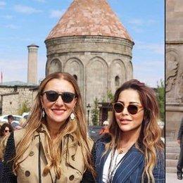 Yeni rota Erzurum...