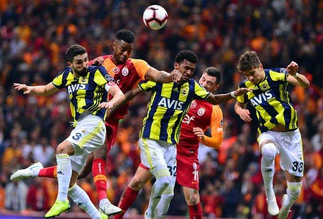 İşte rakamlarla Galatasaray - Fenerbahçe derbisi!
