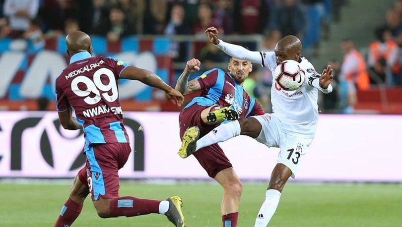 Beşiktaş ile Trabzonspor 129. kez karşı karşıya geliyor