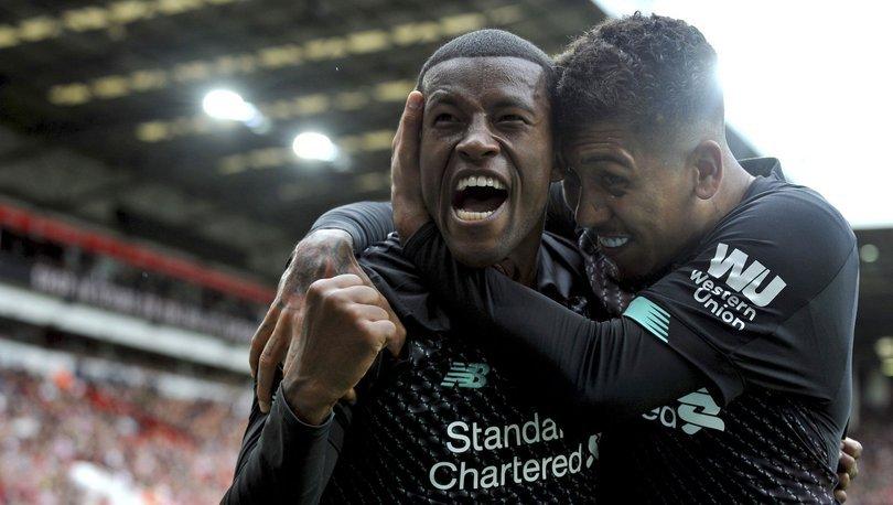 Sheffield United: 0 - Liverpool: 1 (MAÇ SONUCU)