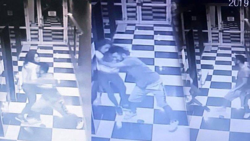 Asansör boşluğuna itilen Tuğçe'den sevindiren haber