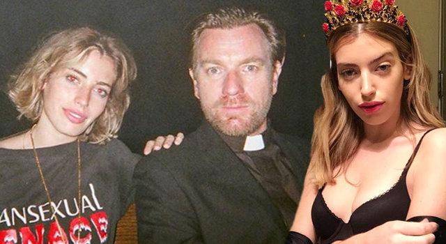 Ewan McGregor'un kızı Clara McGregor'dan şok itiraf: Tecavüze uğradım