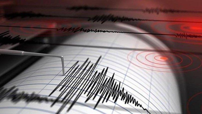SON DAKİKA DEPREMİ: Marmaris'te 4,0 büyüklüğünde deprem - Haberler
