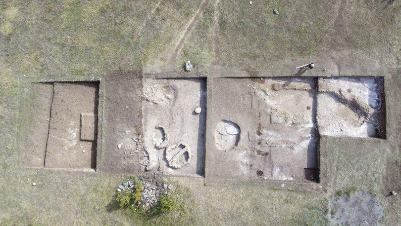 Kahin Tepe'de 12 bin yıl öncesine ait heyecanlandıran keşif!