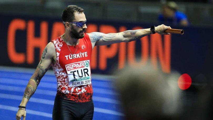 Ramil Guliyev yarı finale yükseldi!