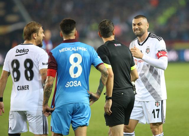 Trabzonspor Beşiktaş Maçı Yazar Yorumları! Yorumcular TS BJK maçı için ne dedi?