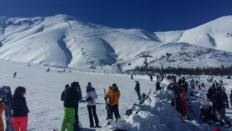 İzmir'in kayak merkezi Bozdağ yeniden faaliyete geçiyor