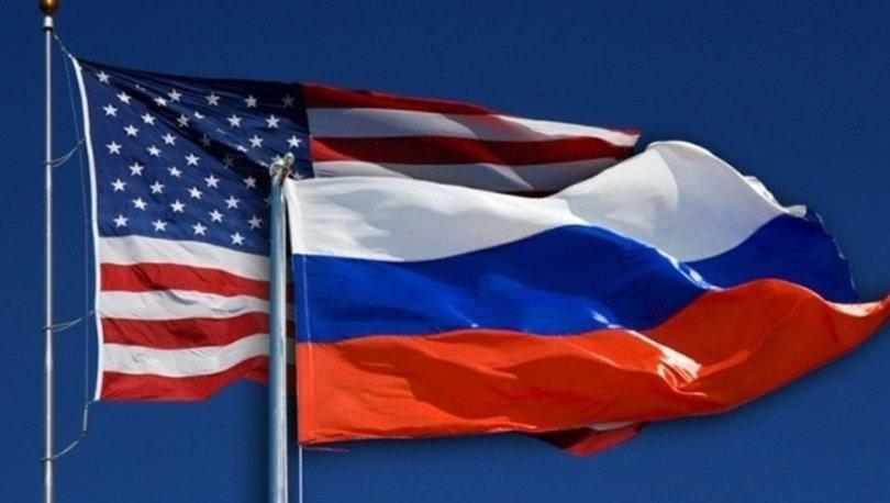 Rusya, ABD yaptırımlarına tepki gösterdi