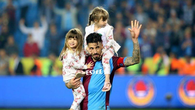 Trabzonspor kaptanı Jose Sosa ile kaybetmiyor!