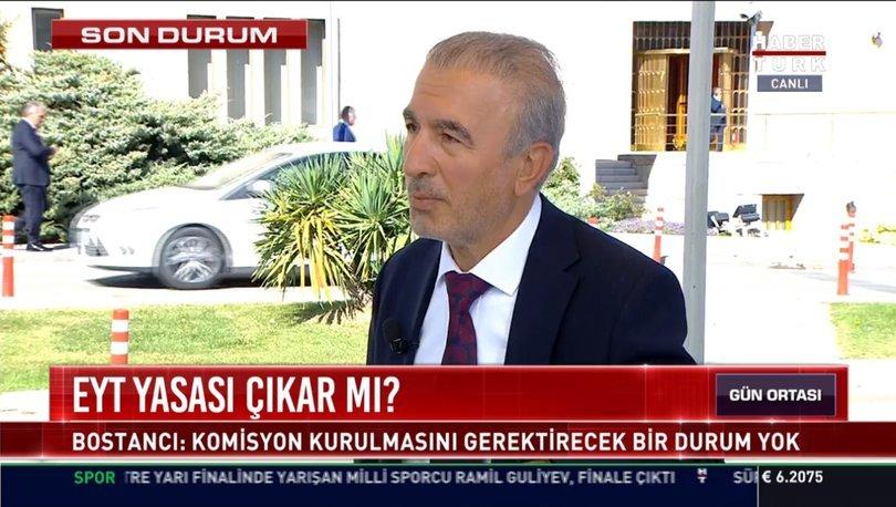 Son dakika: AK Partili Bostancı'dan kabine ve sistem mesajı
