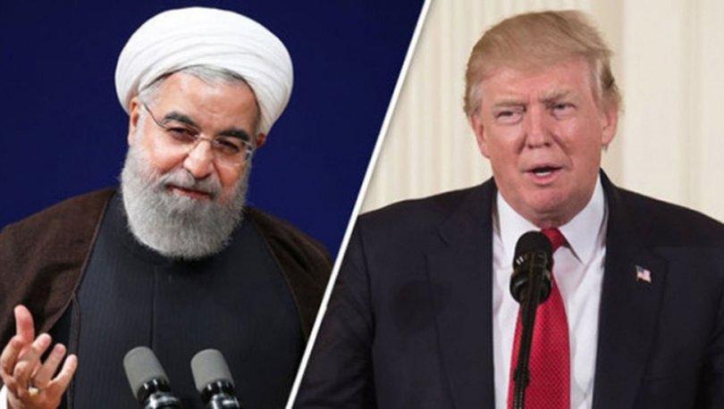 İran Cumhurbaşkanı Ruhani, Trump ile telefon görüşmesini reddetmiş