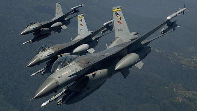 SON DAKİKA! Kuzey Irak'a hava harekatı! 2 terörist etkisiz hale getirildi | HABERLER