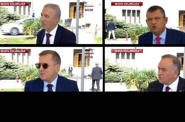 AK Parti, CHP, MHP ve İYİ Parti'den mesajlar