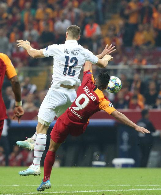 Jean - Pierre Papin, Galatasaray - PSG maçını yorumladı: Böylesini görmedim!