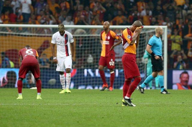 """Galatasaray değerlendirmesi: """"Hayalet gibiydiler"""""""