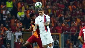 Icardi, PSG formasıyla ilk golünü attı
