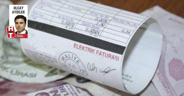 Elektriğe zamla hepsi birden arttı